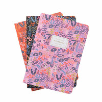 Tapestry Set of 3 Stitched Notebooks