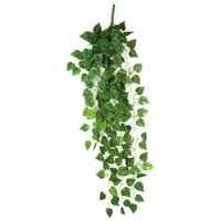 Atificial Fake Hanging Vine Plant Leaves Garland Home Garden Wall Decoration