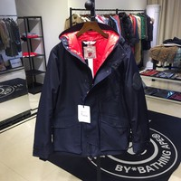Moncler  men  Cardigan Jacket CoatDown Jackets