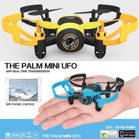 512V Selfie FPV RC Drone With HD Camera 2.4G 4CH 6Axis Quadcopter Helicopter