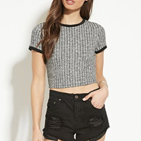 Ribbed Crop Top | Forever 21 - 2000169127