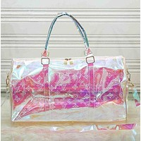 Louis Vuitton LV Women Laser Luggage Travel Bags Tote Handbag-1