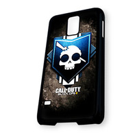 Call Of Duty Black Ops 2 Logo Game Samsung Galaxy S5 Case
