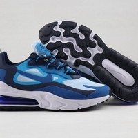 HCXX 19Sep 305 Nike Air Max 270 React Breathable Sneaker Fashion Casual Running Shoes