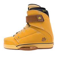 Humanoid Odyssey Wakeboard Boots Cat Yellow