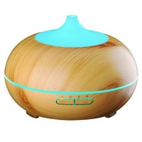 Essential Oil Wood Diffuser