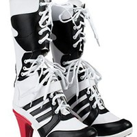 Suicide Squad Harley Quinn Cosplay Shoes / Boots mp002858