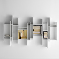 Randomito bookcase, Neuland Industriedesign  for MDF Italia, Owo online design store, Italy
