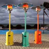 Powdered Coated Finish Patio Heater