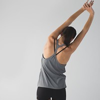 sweat it out racer | women's tanks | lululemon athletica