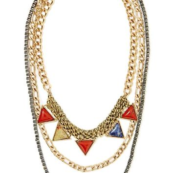 Point Blank Necklace