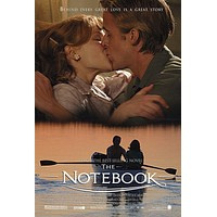 The Notebook 11x17 Movie Poster (2004)