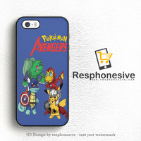Pokemon All Character iPhone 5 | 5S Case Cover