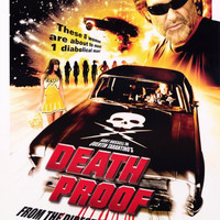Death Proof 11x17 Movie Poster (2007)