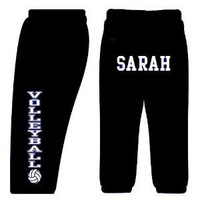 Custom Volleyball Sweatpants