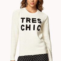 Tres Chic Knit Sweater