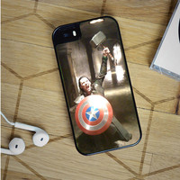 loki captain america and thor iPhone 5(S) iPhone 5C iPhone 6 Samsung Galaxy S5 Samsung Galaxy S6 Samsung Galaxy S6 Edge Case, iPod 4 5 case