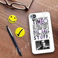 Doctor Who Quotes Case for iPhone 4/4s, iPhone 5/5S/5C, Samsung S3 i9300, Samsung S4 i9500 *Specialheartcase*