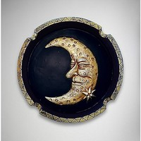 Large Moon Ashtray - Spencer's