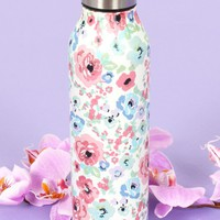 Wildflower Water Bottle | Monday Dress Boutique
