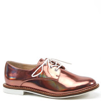 LUICHINY Gold Pearl Oxford