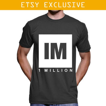 1 Million Dance Studio Logo T Shirt