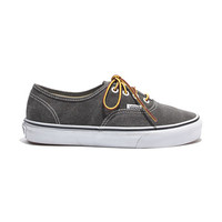 Vans® Authentic Washed Cotton Sneakers