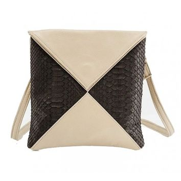 Circle & Square | Eos Clutch/Messenger