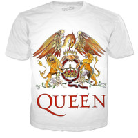 Queen Band Shirt