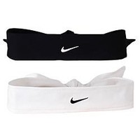 Nike Dri Fit Head Tie Black