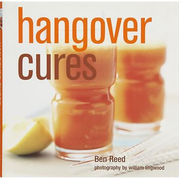 """""""Hangover Cures"""" in Bar Accessories 