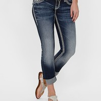 Rock Revival Avery Easy Cropped Stretch Jean