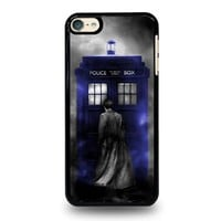 mystic tardis box doctor who ipod touch 6 case cover  number 1