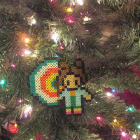Firefly, Serenity Inspired Kaylee Bead Sprite Inspired Ornament, Magnet, or Wall Decor