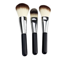 3 pc Makeup Foundation Powder Contour Cosmetic Makeup High Quality Beauty Brush Set