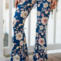 Woodstock Flare Bell Bottom Pants