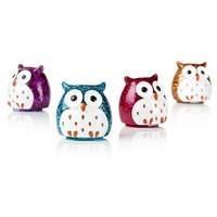 Sparkle Glitter Shimmer Owl Lip Balm  - Whimsical & Unique Gift Ideas for the Coolest Gift Givers