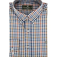 The Hadley Shirt in Midnight Marsh by Southern Point Co.