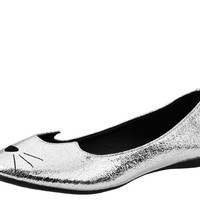 Siver Sophistakitty Flats