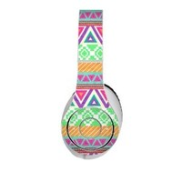 Tribe Design Protective Decal Skin Sticker (High Gloss Coating) for Beats Studio Headphone (Headsets not included)