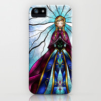 The Little Sister iPhone & iPod Case by Mandie Manzano