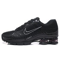 NIKE AIR Shox Woman Men Fashion Sneakers Sport Shoes