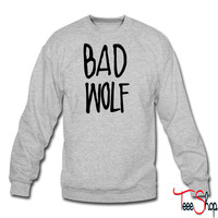 Bad Wolf crewneck sweatshirt