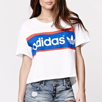 Adidas City T-Shirt - Womens Tee - White