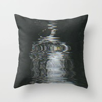 Queen Victoria Throw Pillow by Alayna H.