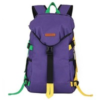 Vere Gloria Female Casual Travel Backpack Bags, Large Capacity Hiking Daypacks, 15 Inch Laptop Rucksacks for Middle High School College Students