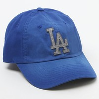 American Needle Luther LA Dodgers Baseball Cap - Womens Hat - Blue - One