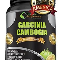 ★***EXTREME POTENCY***★95% HCA STRONGEST EVER MADE!Best Top-Rated 5 Star Xl Ultra Garcinia Cambogia●Extra Strength For Max Results●Simply The Best Natural Weight Loss Diet Pills●Appetite Suppressant