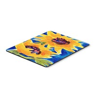 Flower - Sunflower  Mouse Pad, Hot Pad or Trivet