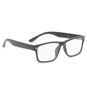 PacSun Square Reader Glasses - Mens Sunglasses - Black - NOSZ